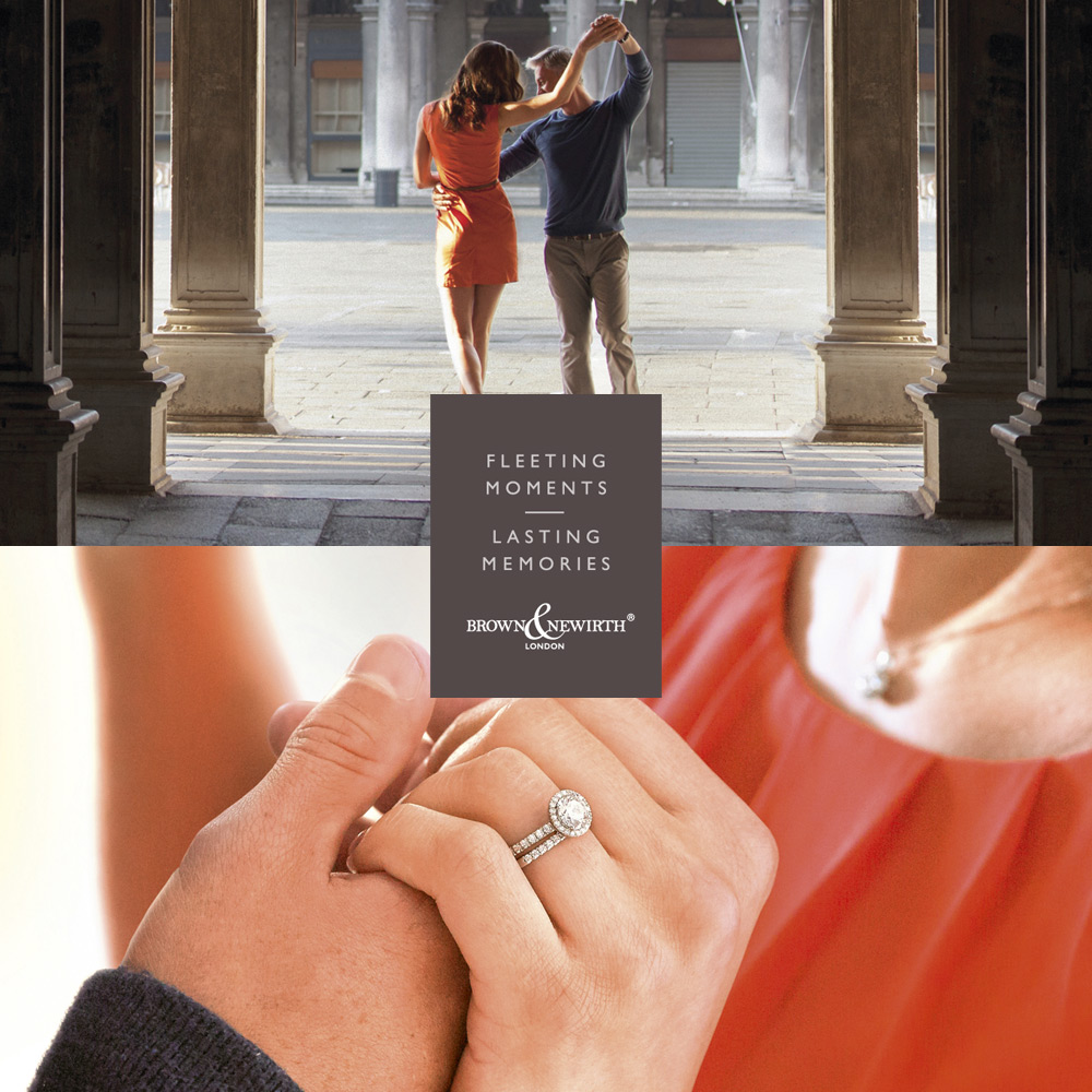 Brown and Newirth Wedding Rings, Plymouth, Drakes Jewellers, Plymouth