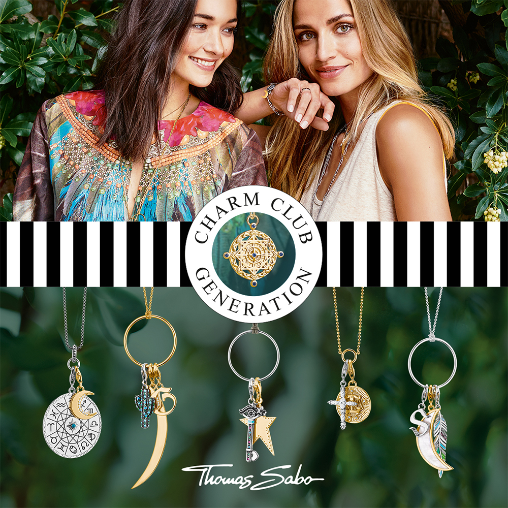 Thomas Sabo, Generation Charm Club, Drakes, Jewellers, Plymouth, Drakes Jewellers Plymouth, New, Launch
