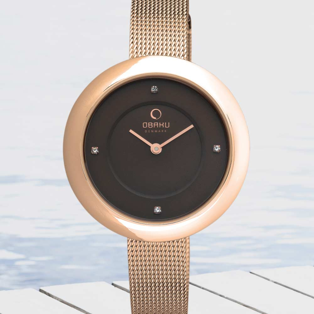 Obaku Watches, Drakes Jewellers, Plymouth