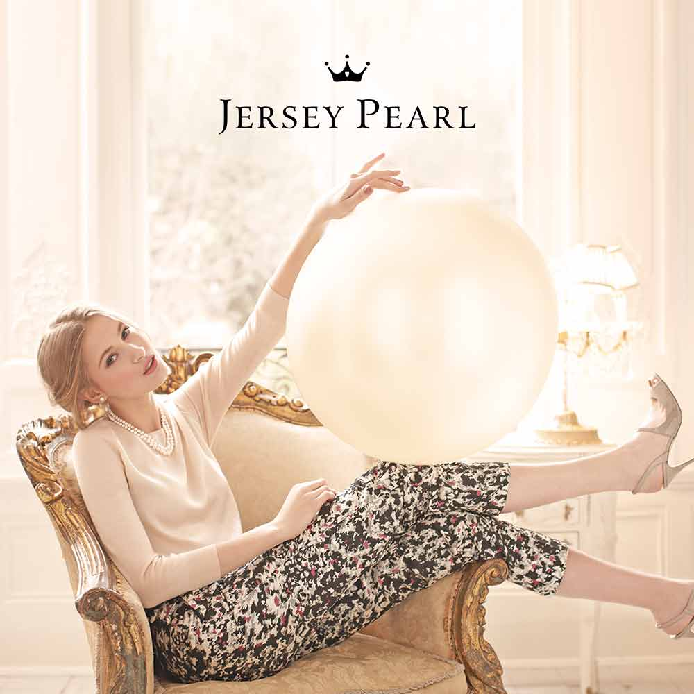 Jersey Pearl, Drakes Jewellers, Plymouth