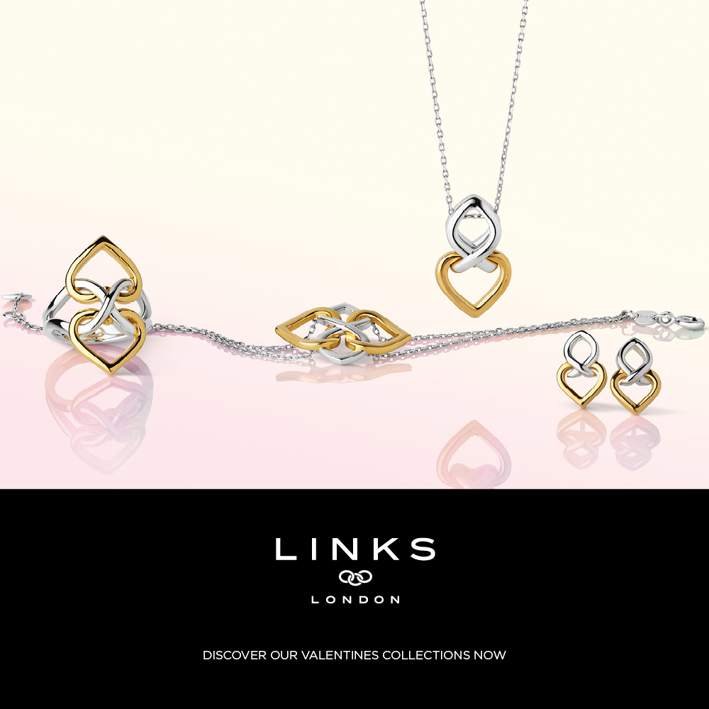 Links of London, Links of London Plymouth, Fashion jewellery Plymouth, Drakes Jewellers Plymouth, Jewellers Plymouth, Silver Jewellery Plymouth