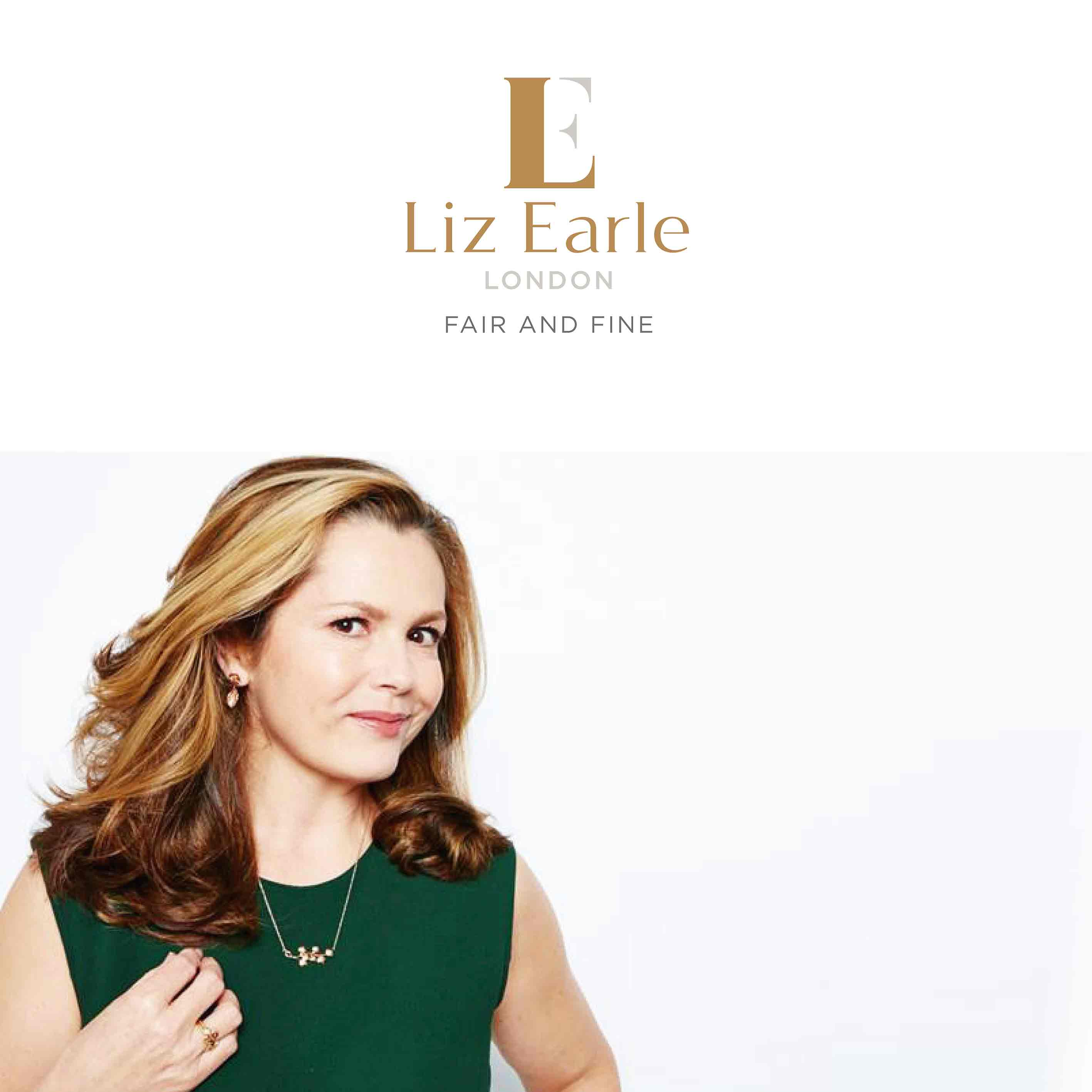 Liz Earle, Drakes, Jewellers, Plymouth