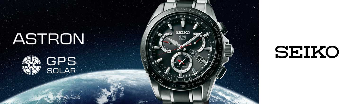 Seiko Watches, Plymouth Jewellers, Drakes Jewellers, Plymouth
