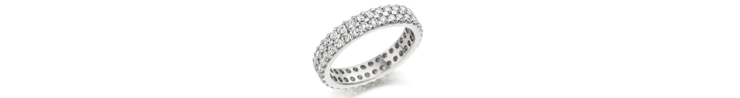 diamond wedding rings, Drakes Jewellers, Plymouth, South West