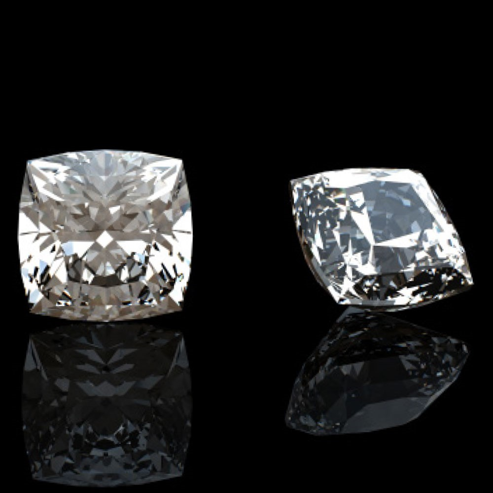 Dare to be Square, Ideal Square Stones, Drakes Jewellers, Plymouth