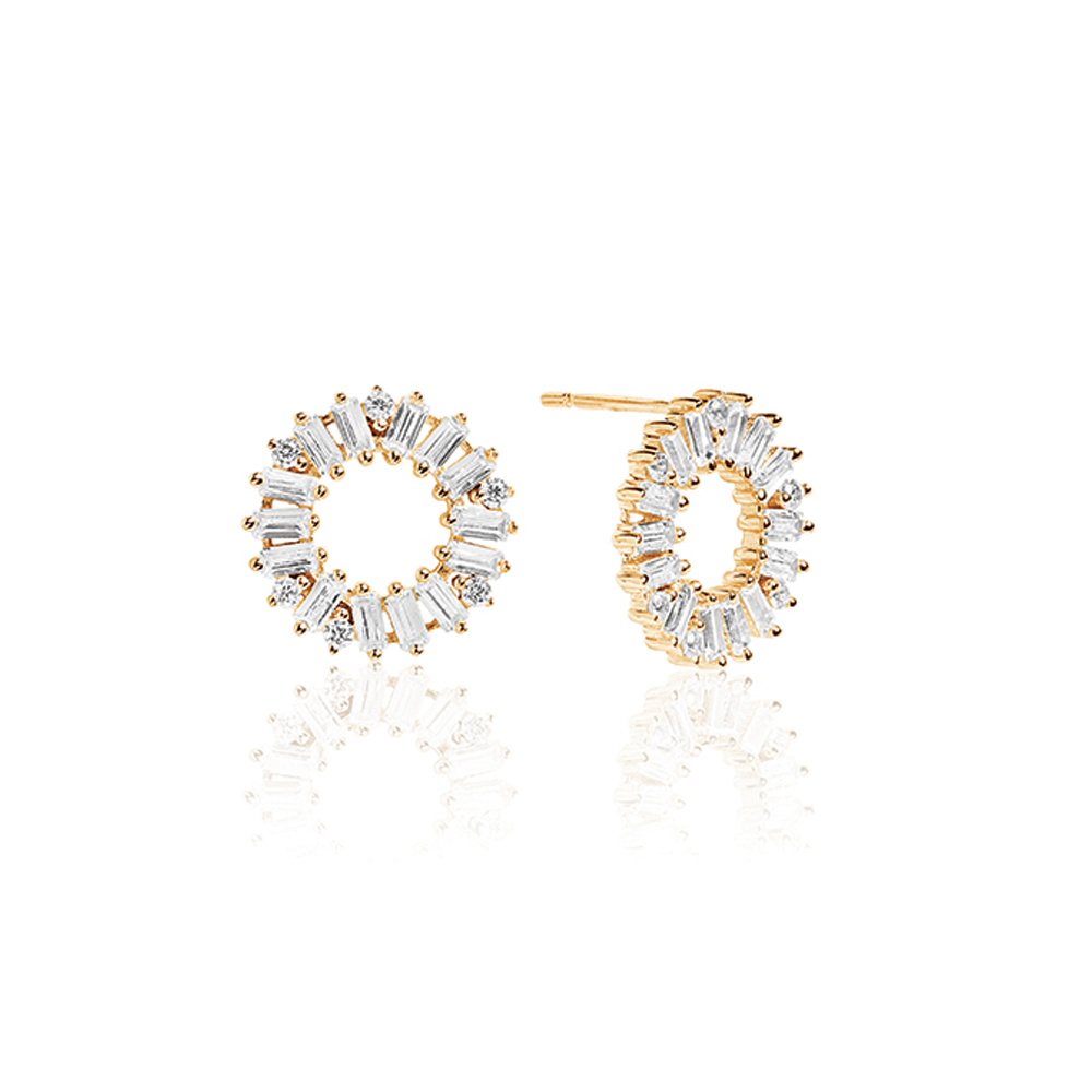 Drakes Jewellers Plymouth, Sif Jakobs Earrings