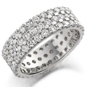 Eternity Rings, Drakes Jewellers, Plymouth, Jewellery, Plymouth, Diamond Jewellery