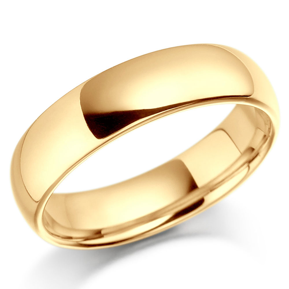 18ct Yellow Gold Wedding Rings, Plymouth, Drakes Jewellers, Plymouth