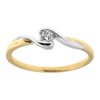 drakes jewellers engagement ring white gold yellow gold