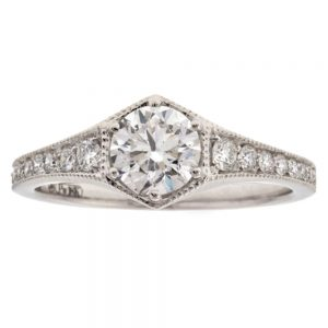 drakes jewellers engagement ring white gold diamond ring ring for her