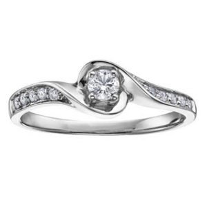 drakes jewellers white gold ring engagement ring