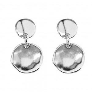Drakes Jewellers Plymouth, Uno50, silver drop earrings, Gift for her