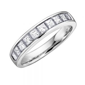 White Gold Eternity Ring, Love, Drakes Jewellers Plymouth, Diamond Eternity Ring, Diamond, Ring, Jewellers Plymouth