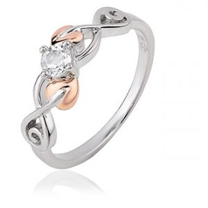 drakes jewellers plymouth cloagu rose gold ANNIVERSARY ring
