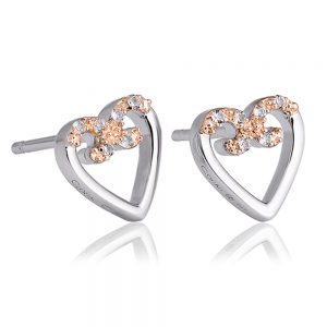 drakes jewellers plymouth clogau earrings heart