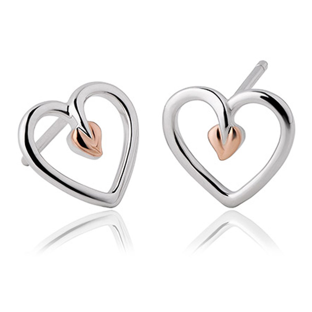drakes jewellers plymouth clogau earrings heart tree of life