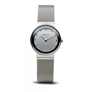 drakes jewellers plymouth Bering watches silver small mesh
