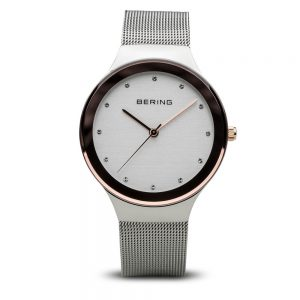 drakes jewellers plymouth bering watches white silver mesh red hand