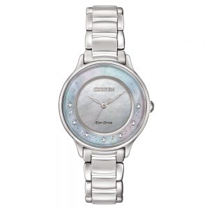 drakes jewellers plymouth citizen watches silver mother of pearl