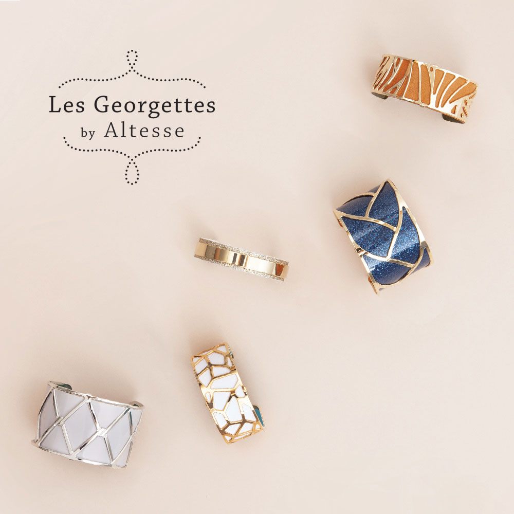Les Georgettes, Drakes Jewellers, Branded Fashion Jewellery, Fashion Jewellery