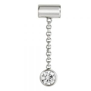 Drakes Jewellers Plymouth, Nomination Jewellery, Womens Jewellery, Nomination Charm, chain white charm