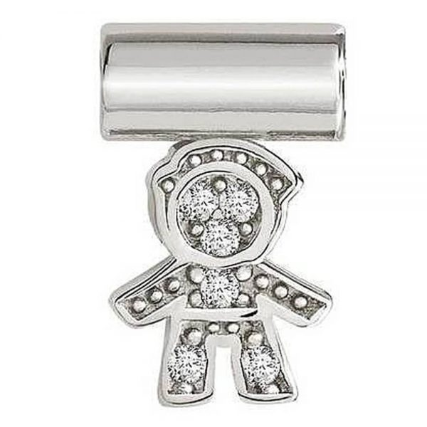 Drakes Jewellers Plymouth, Nomination Jewellery, Womens Jewellery, Nomination Charm, little boy charm