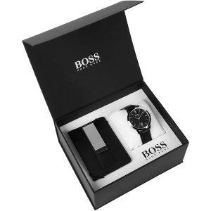 Drakes Jewellers Plymouth, Hugo Boss Watches, Mens Watches, Gifts For Him, money clip and watch gift set