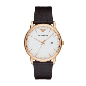 Drakes Jewellers Plymouth, Citizen Watches, Womens Watches, Gifts For Her, black leather rose gold watch