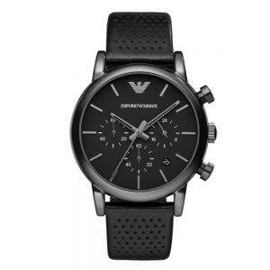 Drakes Jewellers Plymouth, emporia Armani watches, mens armani watches, all black watch
