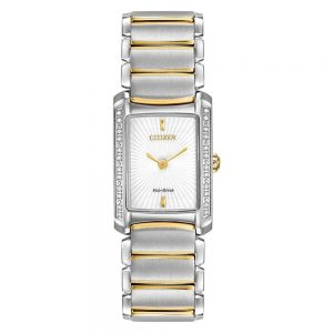 Drakes Jewellers Plymoutt, Citizen Watches, Womens Citizen watch, Gift `for Her, two tone watch