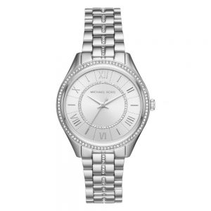Drakes Jewellers Plymouth, Michael Kors Watches, Women's Watches, Gift For Her, silver tone glitter watch