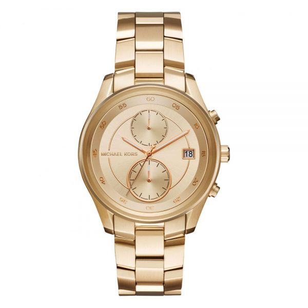 Drakes Jewellers Plymouth, Michael Kors Watches, Womens Watches Gift For Her, yellow gold tone watch
