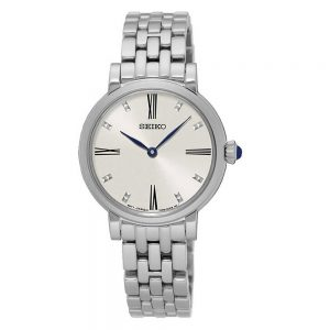 Drakes Jewellers Plymouth, Seiko Watches, Women's Watch, silver