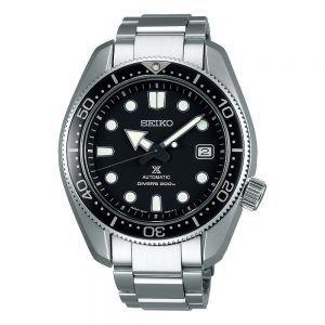 Drakes Jewellers Plymouth, Seiko Watches, Mens Watches, silver and black watch