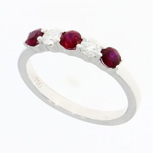 Drakes Jewellers Plymouth, Links of London jewellery, Womens jewellery, Gifts For Her, heart diamond pendant, ruby diamond ring