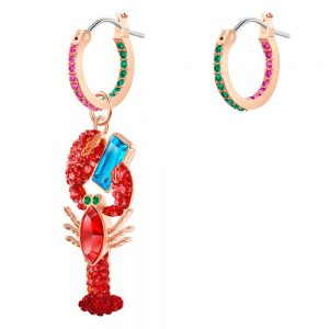 Drakes jewellers Plymouth, Swarovski, Gift for her, lobster earrings