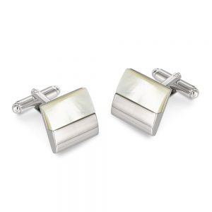 Drakes Jewellers Plymouth, Duncan Walton, Mother of pearl cufflinks