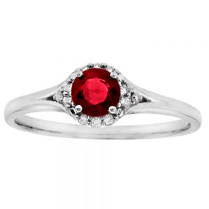 Drakes jewellers Plymouth, diamond ring, ruby diamond ring, statement ring for her