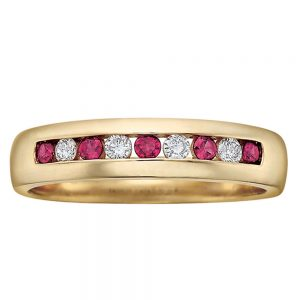 Drakes jewellers Plymouth, white gold ring, diamond ring, Gift For Her, yellow gold ruby ring