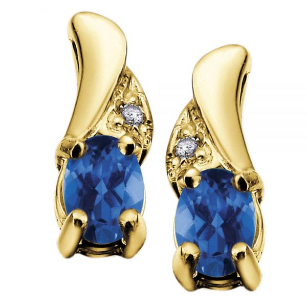 Drakes jewellers Plymouth, white gold ring, diamond Earrings, Gift For Her, sapphire yellow gold earrings