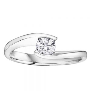 Drakes jewellers Plymouth, white gold ring, diamond Earrings, Gift For Her,, diamond single ring, engagement white gold ring