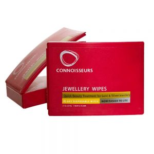 Drakes Jewellers, CONNOISSEURS, Jewellery Cleaning Wipes