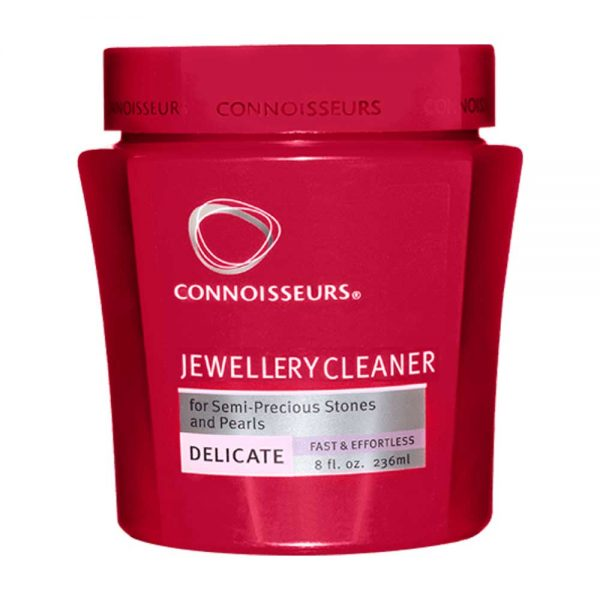 Drakes Jewellers, Delicate Jewellery Cleaner, Jewellery Cleaner, CONNOISSEURS
