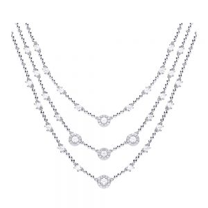 Drakes Jewellers Plymouth, Diamonfire, Gift For Her, multi-strand necklace