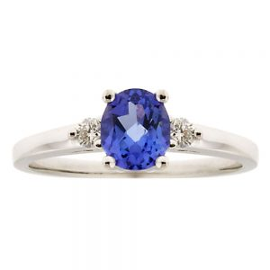 Drakes jewellers Plymouth, Thomas Sabo, jewellery, gift for her, sapphire diamond ring