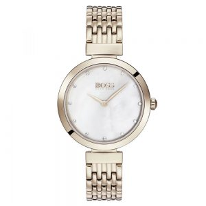 Drakes Jewellers Plymouth, Hugo Boss Watch, rose gold celebration watch