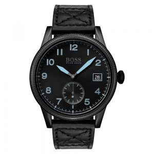 Drakes Jewellers Plymouth, Hugo Boss Watch, Gift For Him, Black Legacy Watch