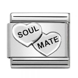Drakes Jewellers Plymouth, Nomination jewellery, gift for her, nomination charm, soul mate charm