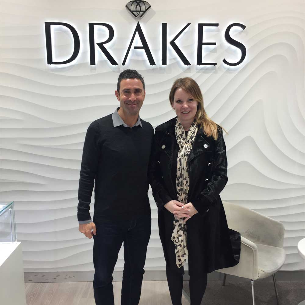 Drakes Jewellers, Alison Jordan, Venus Awards, Pete's Dragons, Inspirational Woman