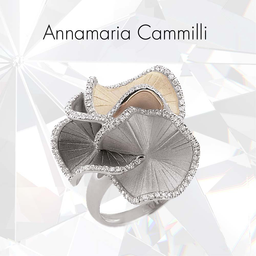 Annamaria Cammilli, Diamond Collections, Drakes Jewellers, Diamond Jewellery